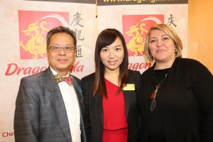 Silver Sponsor – Flora Chong at Investors Group
